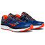saucony Guide ISO - Chaussures running Homme - bleu